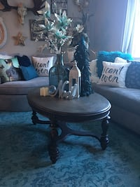 Rustic -Vintage set of coffee tables  Edmonton, T5E 4W7