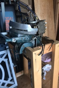 Boat motors for parts 1953 scott atwater 5 hp and 3.5 hp champion