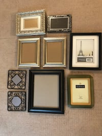 Frame/Decor lot