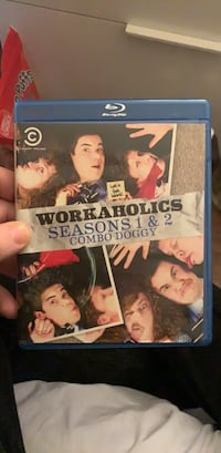 Workaholics Season 1+2 Blu ray (Good condition) Washington, 20016