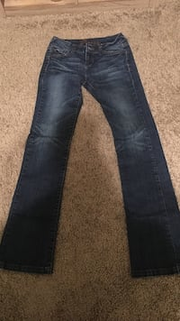jeans size 1/2