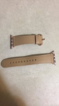 38mm Apple Watch band. Real leather.  Omaha, 68104