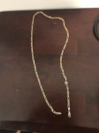 Cartier's Authentic Gold necklace 14  karots Alexandria, 22303