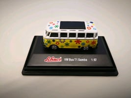 VW Bus Die Cast Model