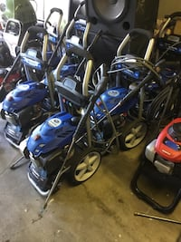pressure washer 3100 psi electric start $200 Shoreline, 98155