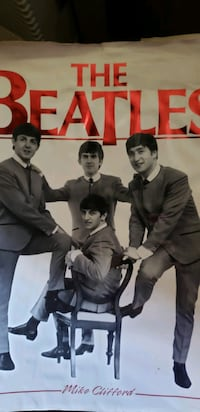 The Beatles coffee table hardcover book Chicago, 60626