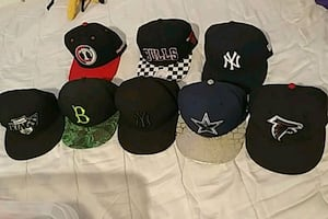 Authentic Fitted & Snapback Hats