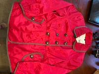 Steve Madden pink large jacket. Girls youth Bel Air, 21014