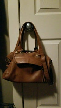 Brown Call it Spring purse wiyh lots of pockets Grande Prairie, T8W 0J3