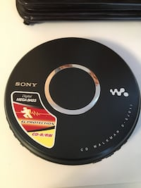 Sony CD Walkman Toronto, M3M 1G8