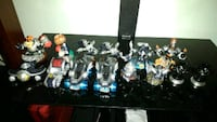 MASSSIVE RARE SKYLANDERS COLLECTION
