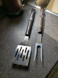 Set of 2 pcs for Barbeque.  $8 London, N6C 4W2