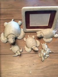 Quarry Critters Set - Sea Turtles (hard to find) Calgary, T3C 3M4