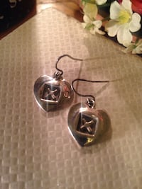 9.25 Silver Earrings  Edmonton, T5W 2L5