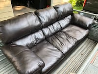 Leather Couch South Bend, 46615