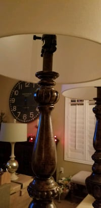 Two very nice 3 way lamps Chandler, 85225