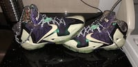 Rare All star Game LeBrons; Glow in the Dark/ Good Condition / Dirty but can be revived/ New York, 10474