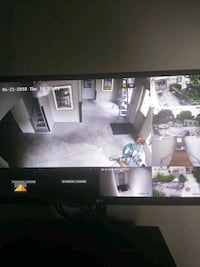 Installation and sales, Security Cameras, Network. Houston