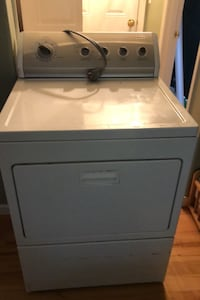 Kenmore Washer & Dryer Loud spin cycle on Washer UHaul today