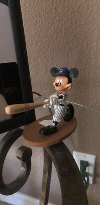 Mickey Mouse Chicago cubs