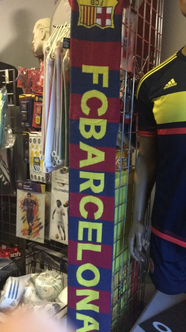 Scaf Barca , real, clubs and countries