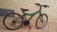 "Two color 24 ""bike in good condition El Paso, 79924"