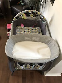 Playpen! Perfect condition! Bought this year and barely used Ottawa, K4A 0P3