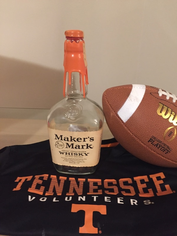 Used 1998 Tennessee Vols National Champions Commemorative
