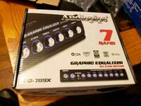 7 BAND EQUALIZER FROM AUDIOPIPE PERFECT FOR TWEAKI Bronx, 10470