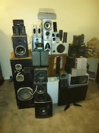 I have a very nice set of amps subs and speaker's  Albuquerque, 87108