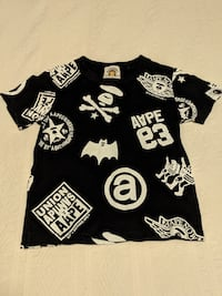 BAPE Kids Shirt 3T