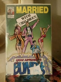 Married with Children comic Holiday, 34691