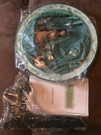 COLLECTABLE Authentic Disney Picahontas Grandmother Willow Plate