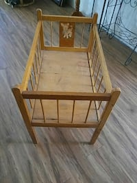Vintage Baby/Doll Crib Victorville
