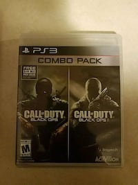 PS3: Call of Duty Black ops I & II Orland Park, 60462