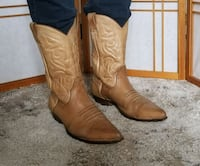 Sancho men cowboy boot size 11.5 Woodstock, N4S 7H2