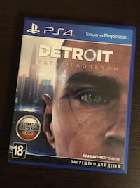 Игра Detroit become human