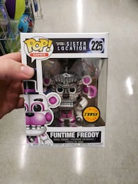 Five Nights At Freddy's Sister Location Chase Pop  Toronto, M8W 1K2