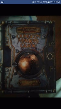 Dungeons and dragons dungeon masters guide  Greene, 13778