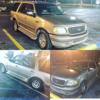 Ford - Expedition - 2002 Metairie