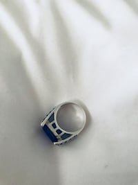 .925 stamped gorgeous ring size 7 1/2 Stephens City, 22655