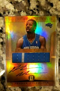 NBA Panini Gold Standard autograph rookie jersey patch card Patchogue, 11772