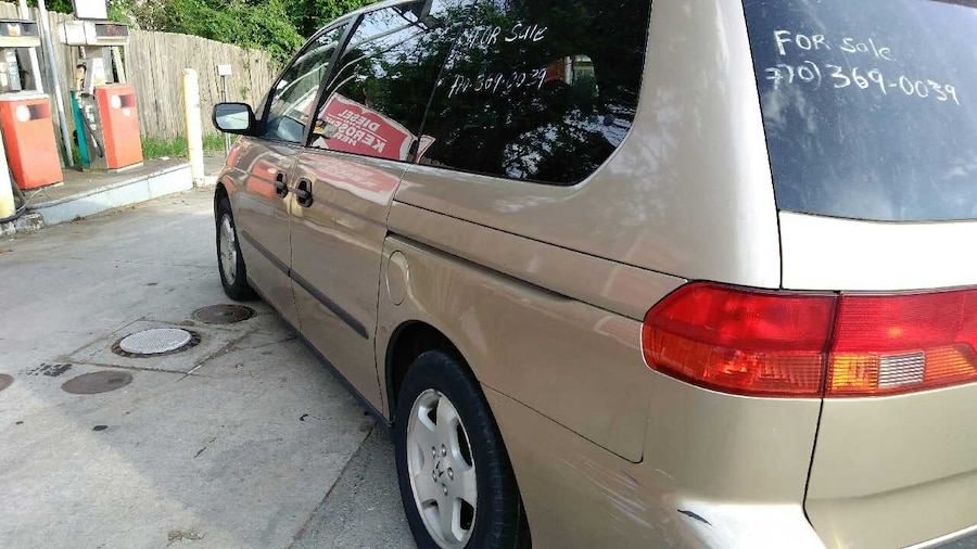 Martinez Used Cars >> Used Odyssey modelo 2000 in Atlanta