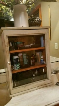Antique medicine cabinet Breaux Bridge, 70517