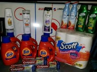 Tide and beauty bundle Frederick, 21703