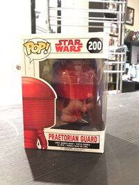 Pop ! star wars kylo ren vinyl figure in box Toronto, M3H 4K5
