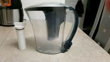 New water jug and filter