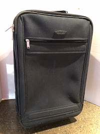 "Hercules Carry-On Suitcase on Wheels 15"" wide 24"" tall Manassas, 20112"