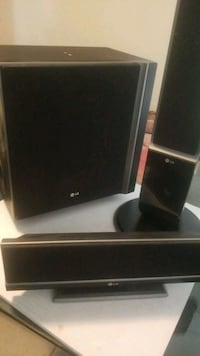 Sub and Speakers  Surrey, V3T 5S8
