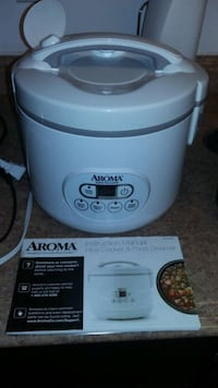 Rice cooker/food steamer  Rockville, 20853